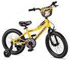 Schwinn Boy's Scorch Bicycle, 16″, Yellow