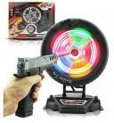 Mallya Infrared laser wheel Electronic Target Shooting Gun Set Reviews